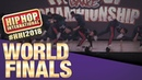 Kindred Philippines Bronze Medalist MegaCrew Division at HHI's 2018 World Finals