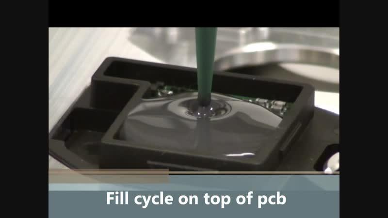 2k dispenser Dispensing - 2-component potting