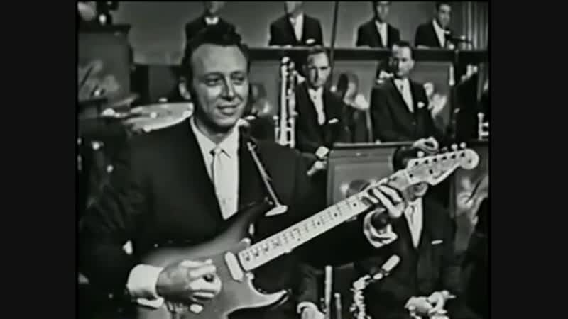The Lawrence Welk Show/ Ghost Riders In The Sky / 1960 by Neil Levang on guitar - original by Stan Jones -1948