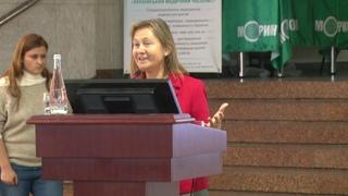 Лекция Doctor Natasha Campbell McBride GAPS, Киев г