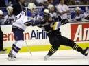 St. Louis Blues vs Pittsburgh Penguins October 20 2001