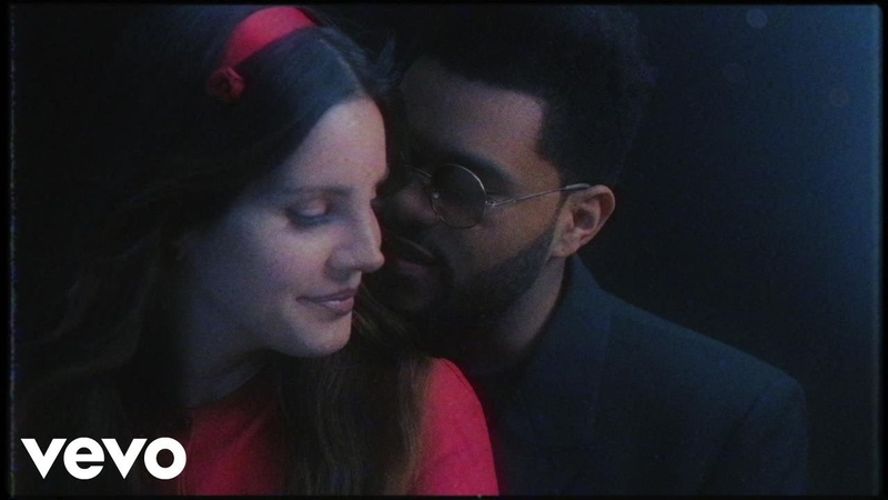 Lana Del Rey - Lust For Life ft. The Weeknd (Official Music Video)