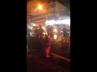 Отмечаем тайский новый год