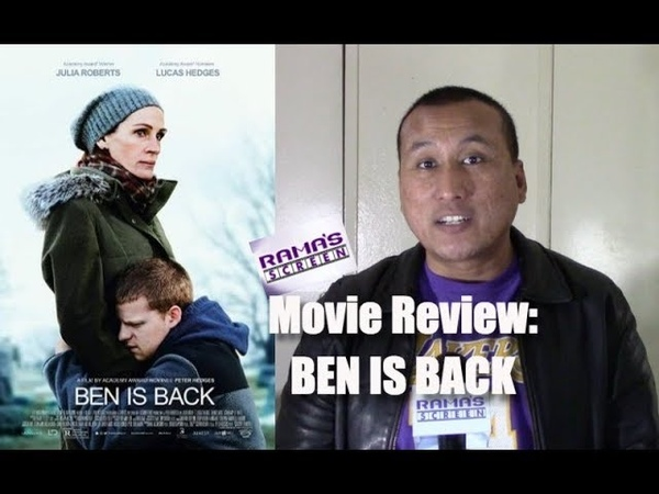My Review of 'BEN IS BACK' Movie | An Extraordinary Heart wrenching Drama