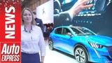 New Peugeot e-208 revealed the electric supermini to make EVs mainstream