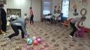 Спортивное развлечение На фабрике игрушек средняя группа №1
