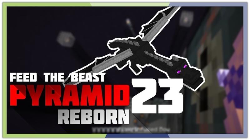 Убить дракона любой ценой ► FTB Pyramid Reborn ► 23