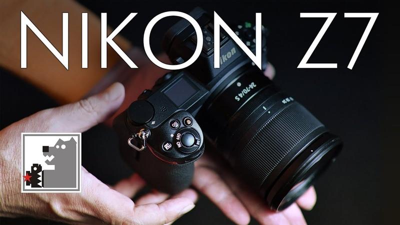 Nikon Z7 - Восходящая звезда