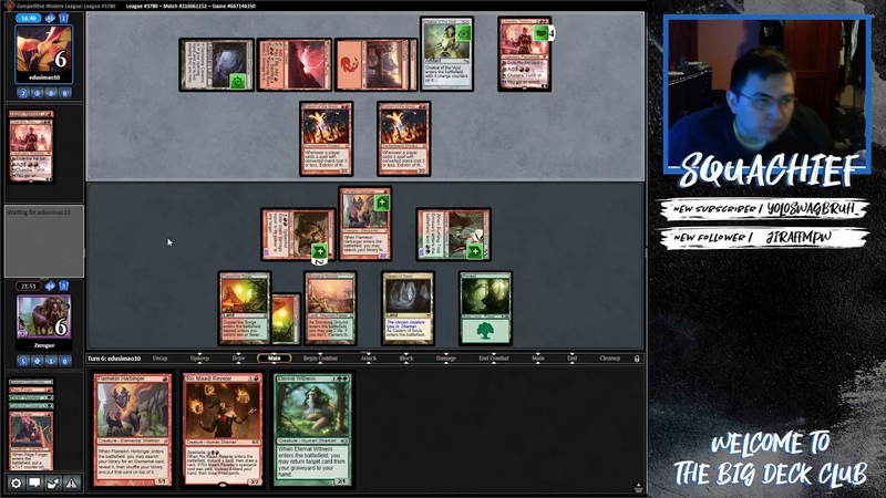 JUND SHAMANS BEAT TRON BACK TO BACK!?! WHAT!