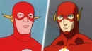 Evolution of the Flash in Cartoons in 33 Minutes 2018