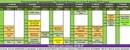 Расписание тренировок на следующую неделю 3 по 9 июня🌱☀    📢ВТОРНИК 19.00 и ЧЕТВЕРГ 20:00 - АВТОРСКА