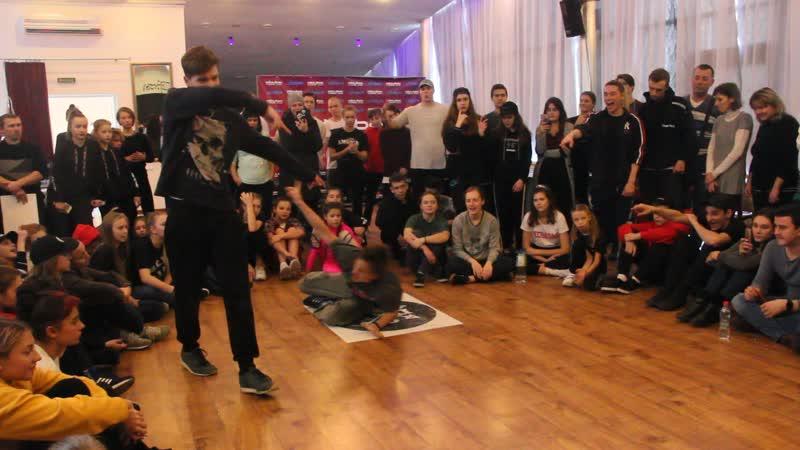 Street Dance Day | Hip-Hop Pro 1x1 | Ильич Rus (WIN)
