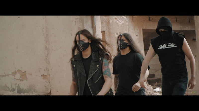 BLACK PESTILENCE Carry on the Black Flame Official Music Video