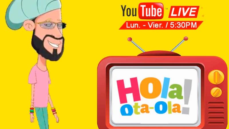 [PRUEBA]Alex Otaola en Hola! Ota-Ola en vivo por YouTube Live (jueves 13 de diciembre 2018)