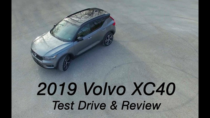2019 Volvo XC40 - Test Drive Review