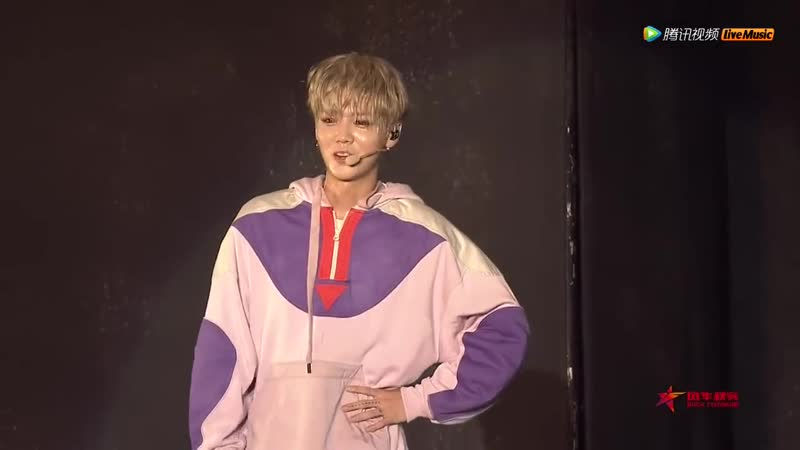 [720]181109 - Luhan 2nd China Tour - Re X Concert in Shenzhen (Full)