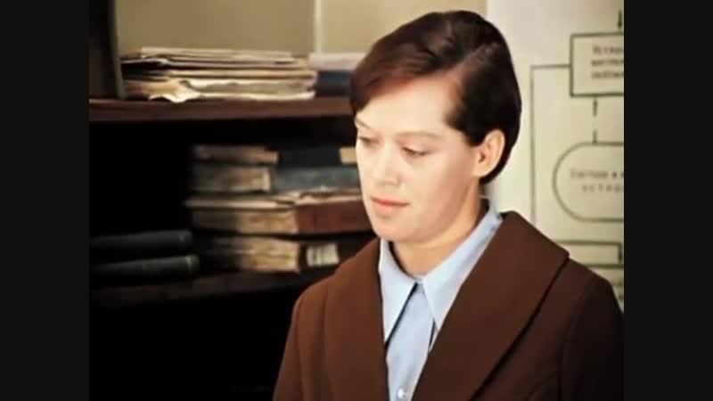 Алиса Фрейндлих и Андрей Мягков - Моей душе покоя нет... Из к/ф Служебный роман, реж. Э.Рязанов, Мосфильм, 1977