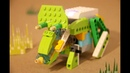 Triceratops Lego WeDo 2 0 unofficial building instruction
