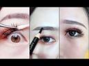 Hướng dẫn kẻ mắt và kẻ chân mày 🎀 Easy Eyeliner and Eyebrow Tutorial For Beginners   Part 7
