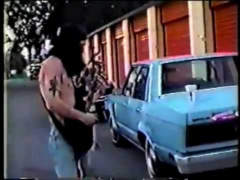 Morbid Angel - classic Tampa, Florida Immortal Rities rehearsal 26th September 1990