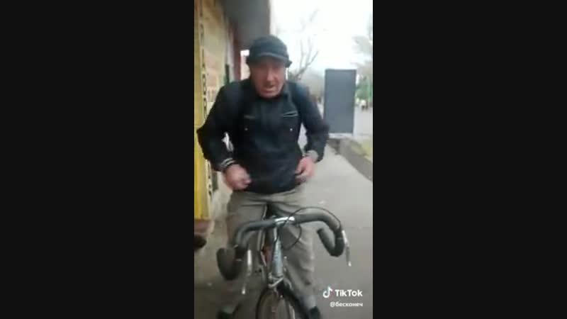 велосипед с технологичный