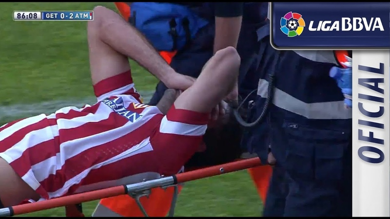 Diego Costa injury