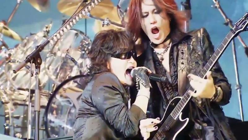 X-Japan - Jade / Rusty Nail / 紅 Kurenai live Lunatic Fest [1080p 60fps]
