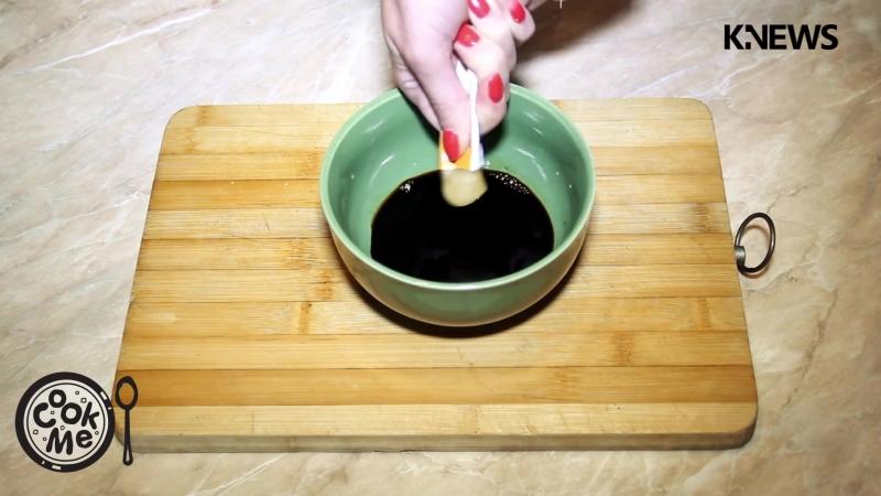 08. Кулинарный блог. Приготовление курица терияки