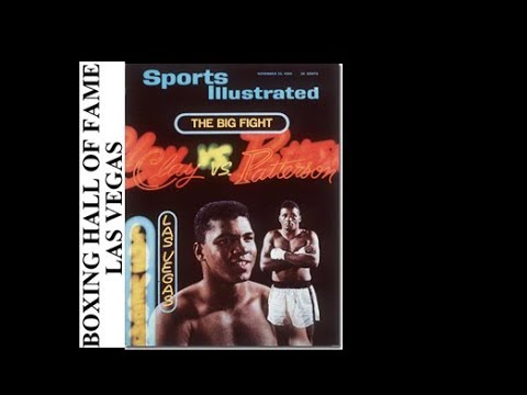 Muhammad Ali Stops Floyd Patterson This Day November 22 1965