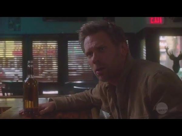 Гавриил и Ровенна находят пьяного Люцифера Сверхъестественное