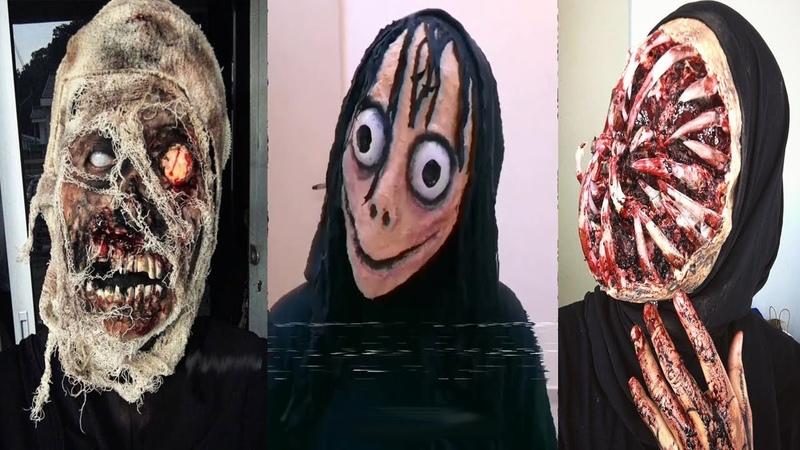 Top 10 Easy Halloween Makeup Tutorials Compilation 2018