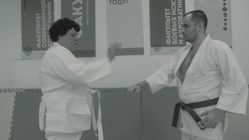 Правильное айкидо 🥋😂 Aikido martialarts humor comedy (C) ЕвгенийКулик www.instagram.com/p/Br8XatCAlU7/