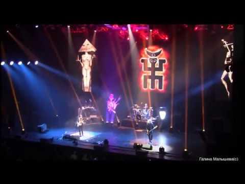 Пикник премьера тура Левитация в Crocus City Hall 03.11.2018