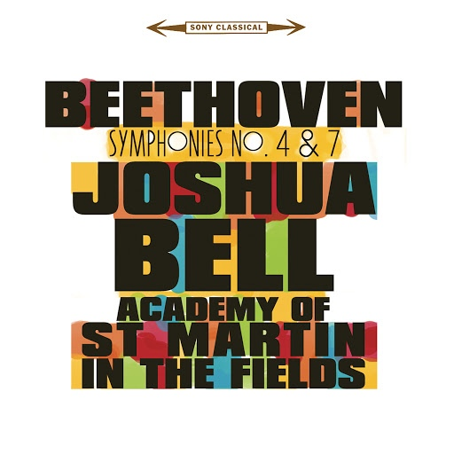 Ludwig Van Beethoven альбом Beethoven: Symphonies 4 & 7