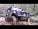 Land Rovers - Defender 90 Discovery x3 - Extreme Off road day