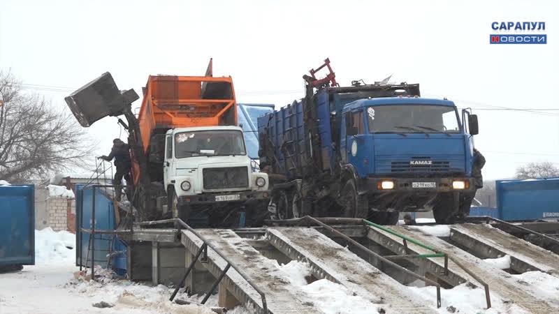 На вопросы жителей отвечает перевозчик ТКО в Сарапуле ООО Ремонтно домовой сервис