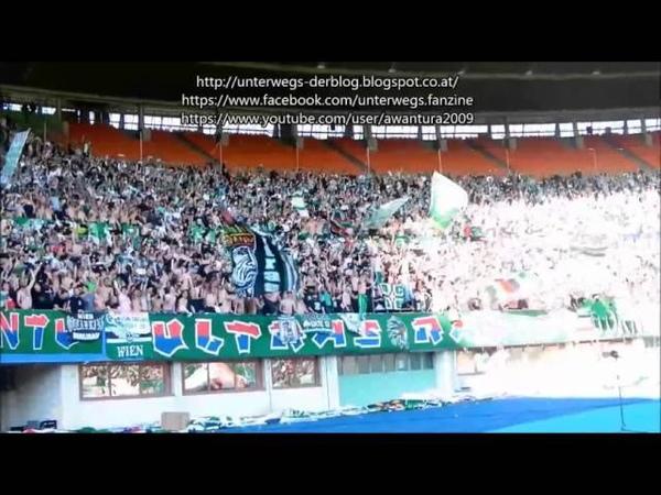 SK Rapid Wien - FK Austria Wien | RAPID WIEN ALE