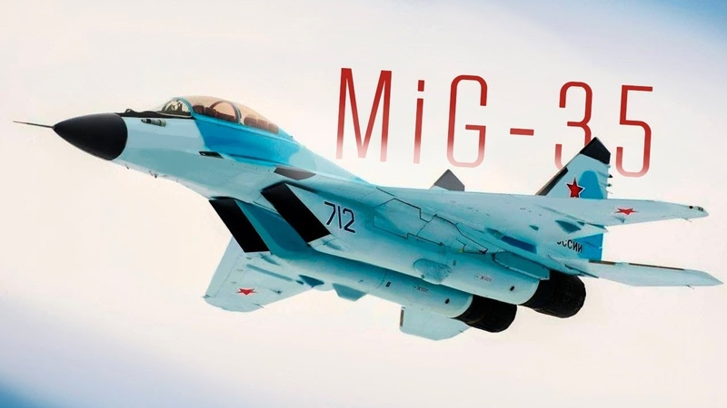 MiG-35 - A Close Look At Russias New State-Of-Art Fighter Jet