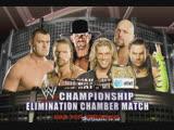 WWE PPV No Way Out 2009 - Elimination Chamber Match