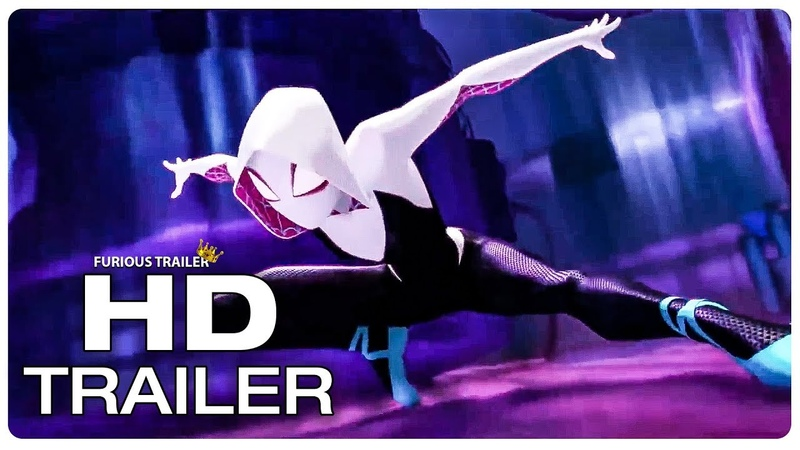 SPIDER-MAN Into the Spider Verse Trailer 3 Official (NEW 2018) Miles Morales Spiderman Movie HD