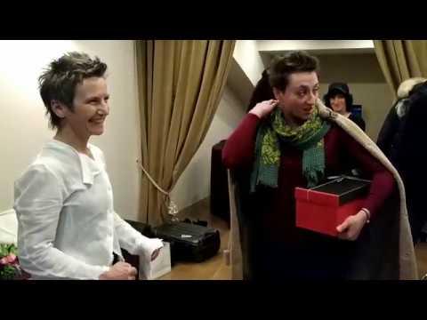 Светлана Сурганова и Апрель подарок на день рождения