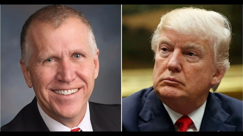 ALL HELL BROKE LOOSE On FBI AFTER Sen Tillis WENT ON LIVE TV ANNOUNCED This Over RUSSIA PROBE