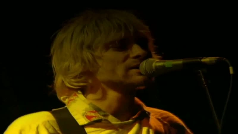 Nirvana - All Apologies (Live At Richfield Avenue In Reading, England, For The 1992 Reading Festival 30.08.1992)