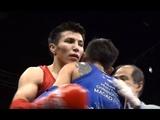54kg Yelaman Sayassatov (KAZ) - Tak Chuen Suen (MAC).Semifinal. Asia Championship 2018 (Macao)