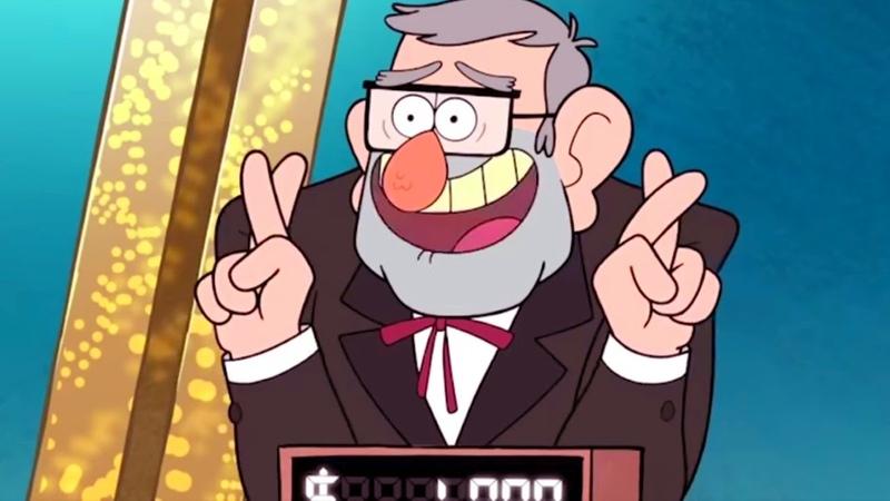 Гравити Фолз - Все серии подряд   Лучшие мультфильмы, хиты для детей. Сборник 4 сезон 1, серии 13-16