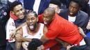 Kawhi Leonard CRAZY GAME-WINNER - Game 7   Raptors vs 76ers   2019 NBA Playoffs