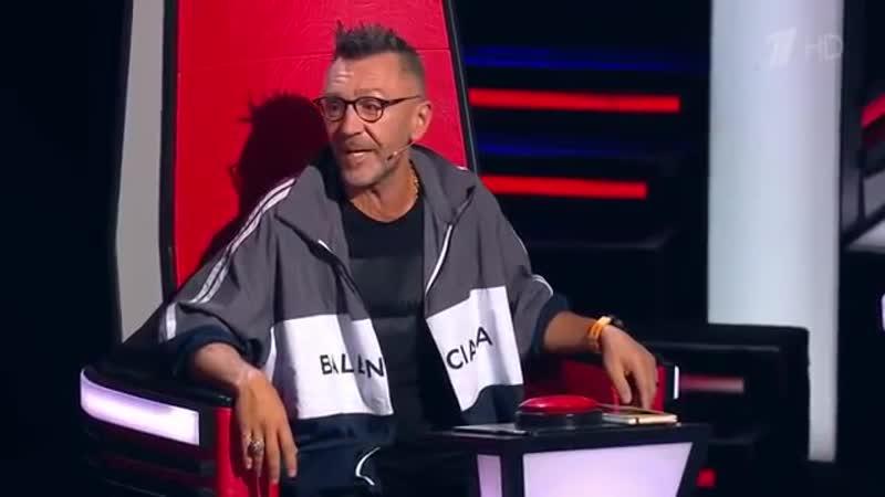 Победитель голос 7 Петр Захаров Смуглянка