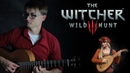 PRISCILLA'S SONG (The Witcher 3) - Guitar cover by Lukasz Kapuscinski