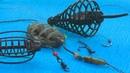 Замена поводка на кормушке (быстро) , советы для рыбалки. My fishing