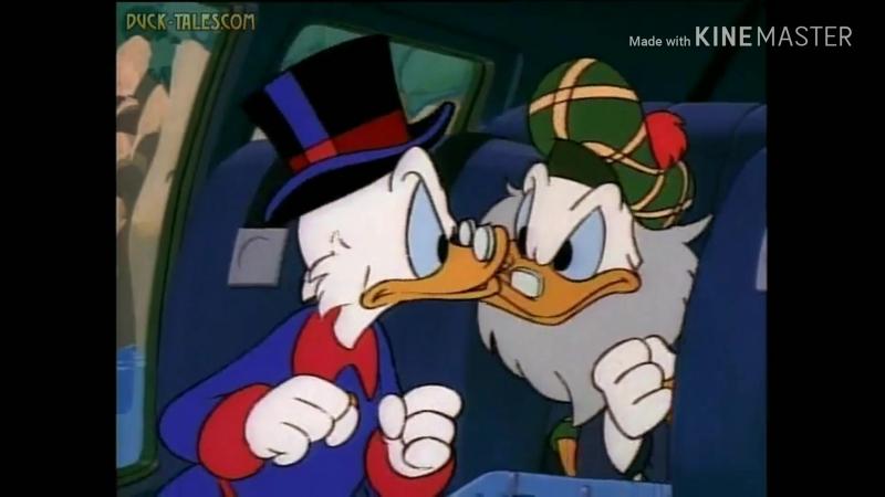 Scrooge McDuck $ Flintheart Glomgold ` Моя невеста ` Утиные истории `• Скрудж МакДак $ Флинтхарт Гломгольд `°•